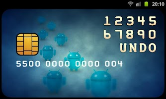 Screenshot of Credit Card Cracker