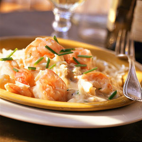 Shrimp Newburg