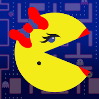 Ms. PAC-MAN by Namco For PC (Windows And Mac)
