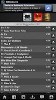 Screenshot of Reggaeton Radio 24/7