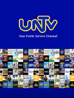 Screenshot of UNTV