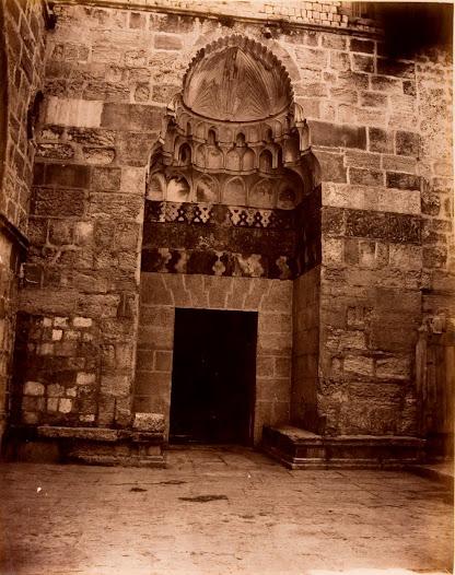 Gate of the Shari'a Court in Jerusalem