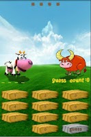 Screenshot of Super Cows n Bulls