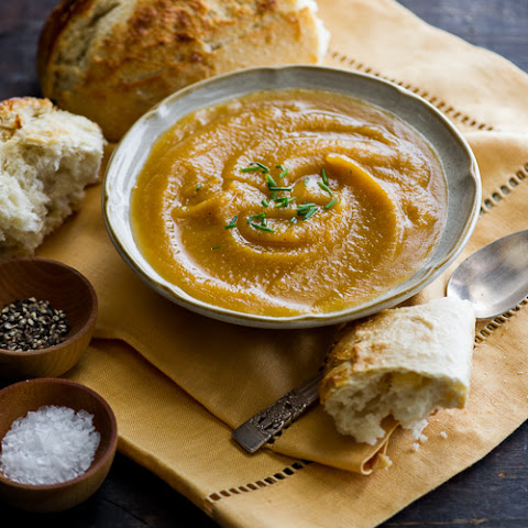 Dairy Free Butternut Squash Soup