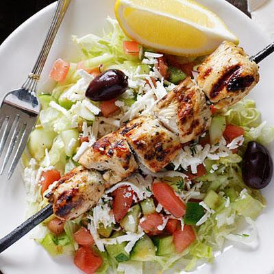 Marinated Vegetable Kebabs Recipes | Yummly