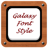 Free Download Galaxy Font Style APK for Samsung