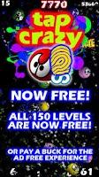 Screenshot of Tap Crazy Free