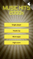 Screenshot of Music Hits Quiz Trivia - 2000s