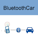 Bluetooth Car icon