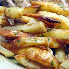 Garlic Fries - the Real Deal