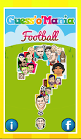 Screenshot of Football Player Quiz