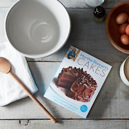 Signed Copy of Martha Stewart's Newly Released Cakes Cookbook