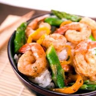 Shrimp Asparagus Stir Fry Recipes