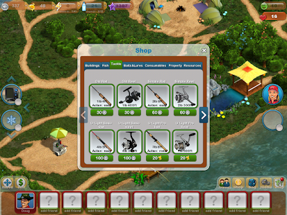 Game Fishing Paradise 3D Free+ APK for Kindle