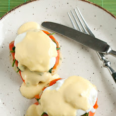 Eggs St Patrick (aka Irish Eggs Benedict)