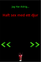 Screenshot of Jag Har Aldrig - Dirty