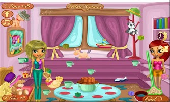 Screenshot of Management Games For Girls