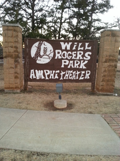 Will Rogers Park Amphitheatre