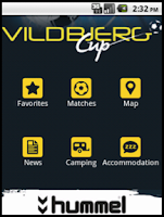 Screenshot of Vildbjerg Cup