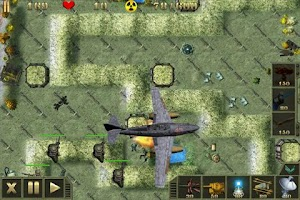 Screenshot of Tank Defense Games 2