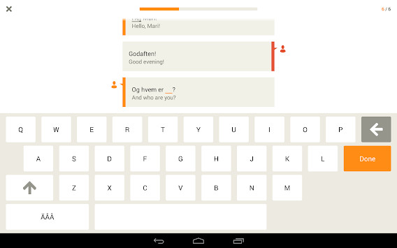Learn Danish With Babbel APK screenshot thumbnail 9