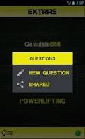Screenshot of GYM Trainer