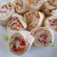 Zesty Tortilla Roll Ups