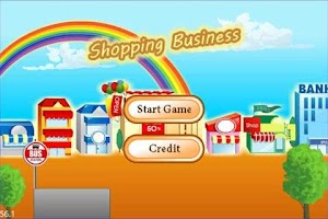 Screenshot of Shopping Business
