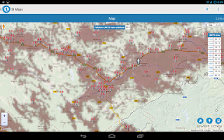 Screenshot of SI Maps