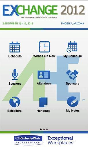 【免費教育App】EXCHANGE 2012-APP點子