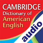 Audio Cambridge American icon