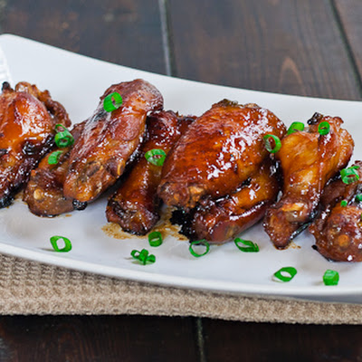 Sticky Chinese Chicken Wings