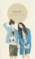 Screenshot of I believe in you go launcher