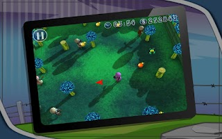 Screenshot of BattleSheep!