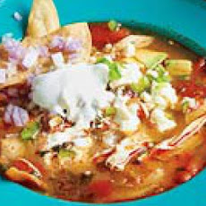 Jane Foxs Famous Tortilla Soup