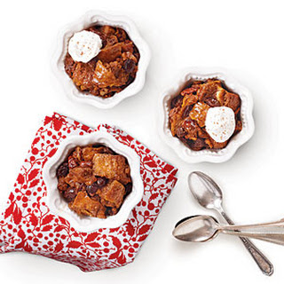 Holiday Gingerbread Pudding
