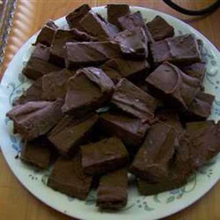 Microwave Fudge With Cocoa Recipes