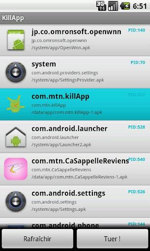 Kill App