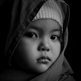by Dadi Cai - Black & White Portraits & People