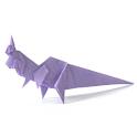 Dinosaur Origami 7