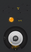 Screenshot of Constellation Locker Theme