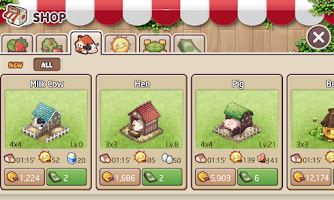 Screenshot of Farm PRO - hay day