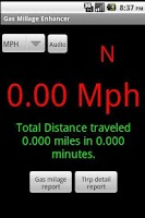 Screenshot of Speedometer Pro