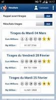 Screenshot of Euro Millions - My Million