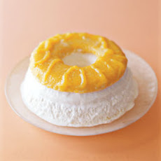 Mango and Coconut Ring