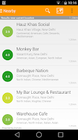 Screenshot of Eattr- India Restaurant Finder