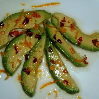 Avocado-Chile Salad with Orangette Dressing