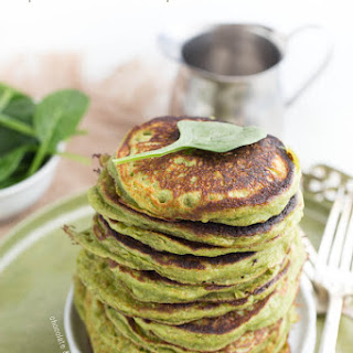 Spinach Pancakes Baby Recipes