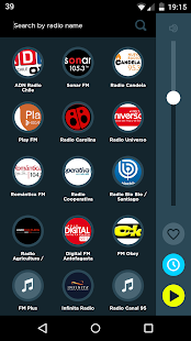 Radio Chile - screenshot
