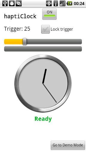 Haptic Clock haptiClock